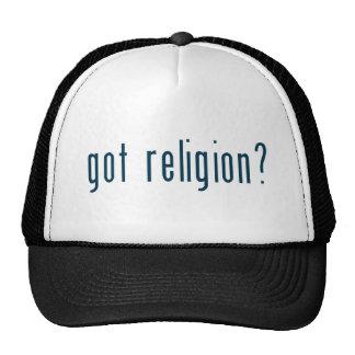 got religion trucker hat