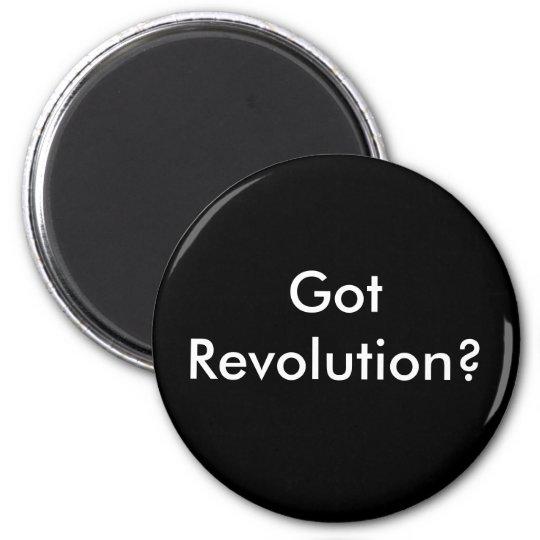 Got revolution?, Got Revolution? Magnet