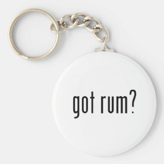 got rum? key ring