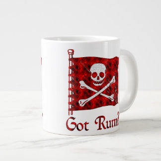 Got Rum? Large Coffee Mug
