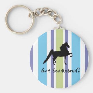 Got Saddlebred Key Chain