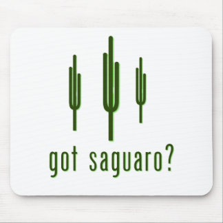 got saguaro? mouse pad