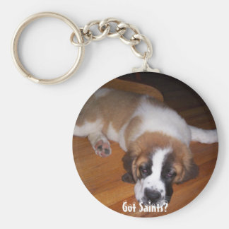 Got Saints? Key Ring