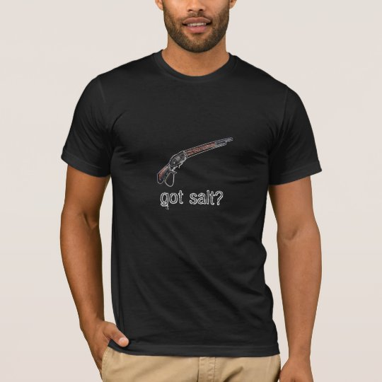 Got Salt? (dark) T-Shirt