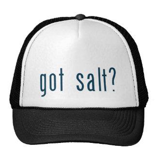 got salt mesh hat