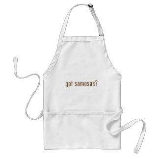 got samosas? standard apron