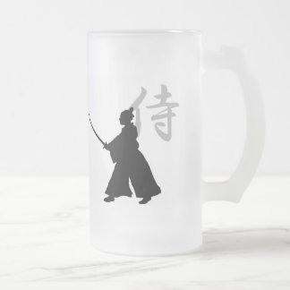 Got Samurai? Glass Mug