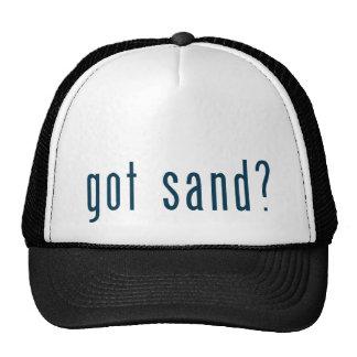 got sand mesh hat