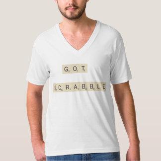 Got Scrabble T-Shirt