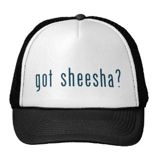 got sheesha cap