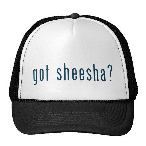 got sheesha trucker hats