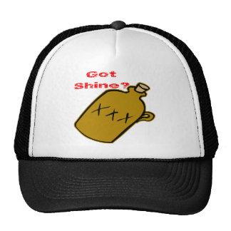 Got Shine? Cap