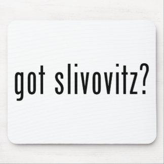 got slivovitz? mouse pad