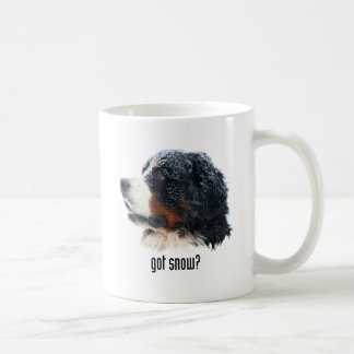got snow? Bernese Mountain Dog Coffee Mug