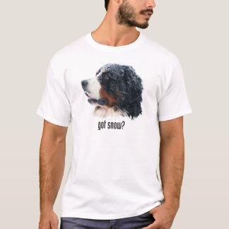 got snow? Bernese Mountain Dog T-Shirt