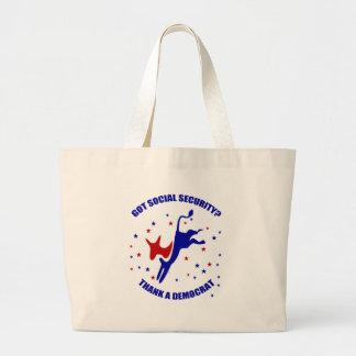 Got Social Security? #3 Tote Bags