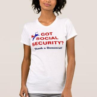 Got Social Security? Tee Shirt