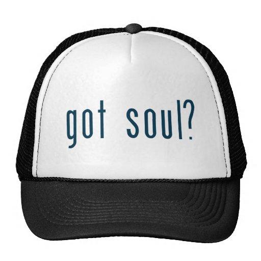 got soul trucker hats