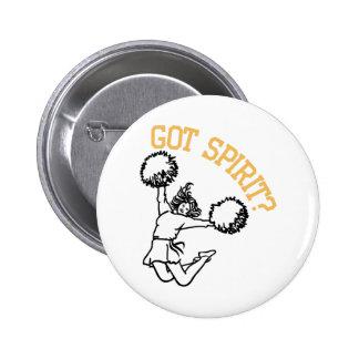 Got Spirit? 6 Cm Round Badge