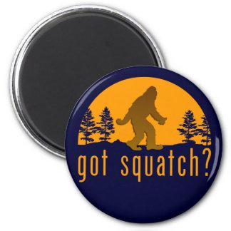 Got Squatch? 6 Cm Round Magnet