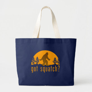 Got Squatch? Tote Bags
