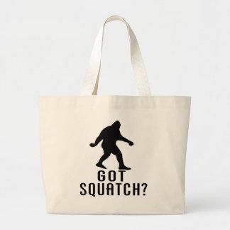 Got Squatch Tote Bags