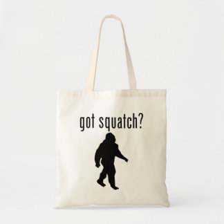 got squatch canvas bag
