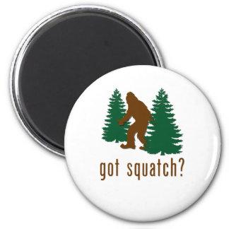 Got Squatch? Fridge Magnet