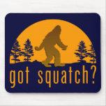 Got Squatch? Mouse Pad