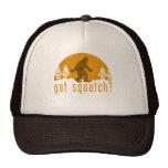 Got Squatch? Vintage Trucker Hat