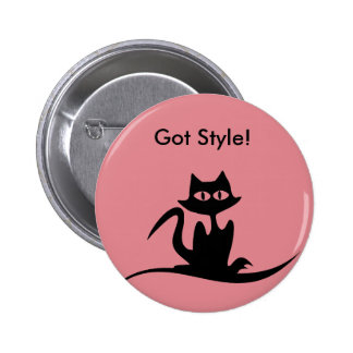 Got style cat button