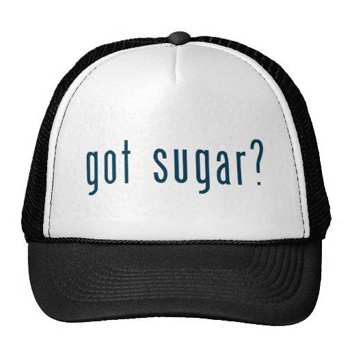 got sugar mesh hat