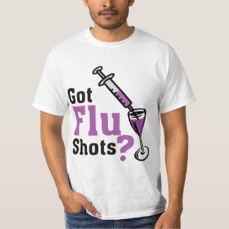 Got sWine Flu shots ? T-Shirt