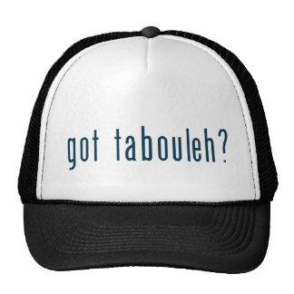 got tabouleh trucker hat