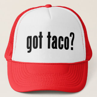 got taco? trucker hat