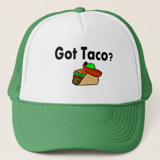 Got Taco Trucker Hat