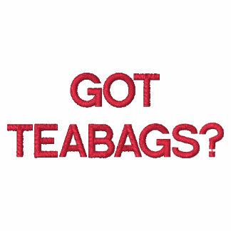 GOT TEABAGS?