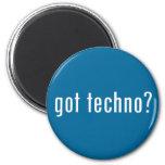 got techno? magnet