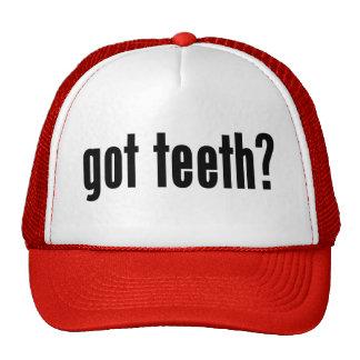 got teeth? hats