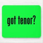 got tenor? mousepad