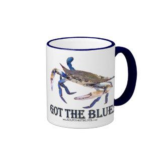 Got The Blues Mug