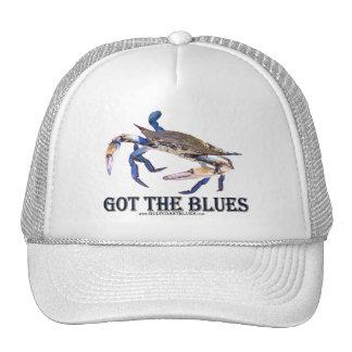 Got The Blues Trucker Hats