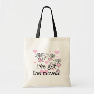 Got The Moves Ballet T-shirts and Gifts Tote Bag