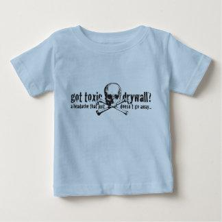 Got Toxic Drywall? Baby T-Shirt