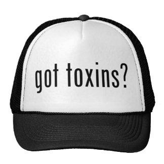 got toxins cap mesh hats