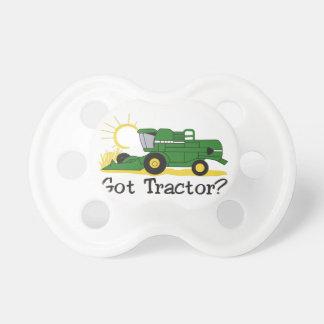 Got Tractor? Dummy