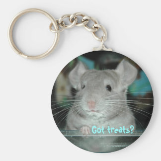 Got Treats? Key Ring