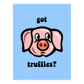 got truffles postcard