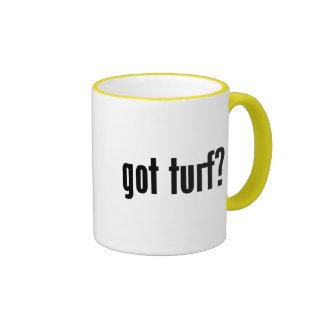 got turf? coffee mugs