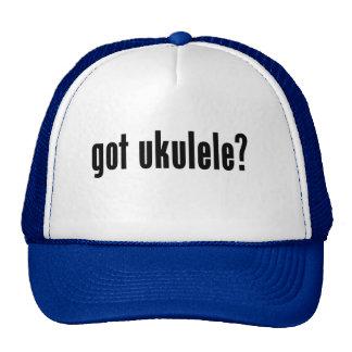 got ukulele? mesh hat